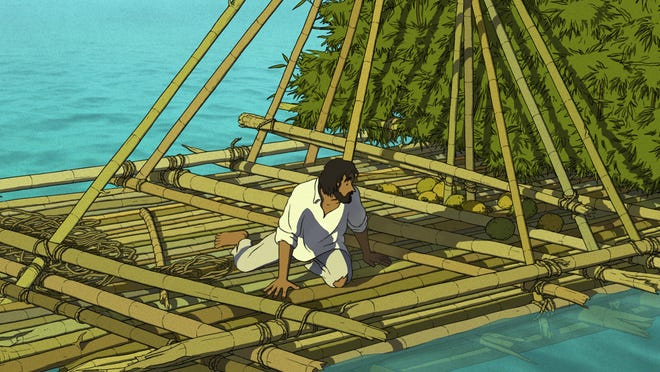 "Another scene from ""The Red Turtle,"" which was honored with an Un Certain Regard special prize at the 2016 Cannes Film Festival."
