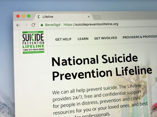 Lack of insurance, social isolation, low incomes, and the presence of gun stores were among the variables that correlated to heightened rates of suicide, according to the study published Friday in the journal JAMA Network Open. (Dreamstime/TNS)