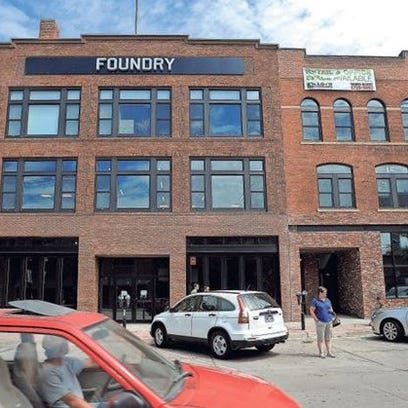 The Foundry will house Duluth Trading Co. in downtown