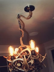 Antler Light by Velorossa Design.