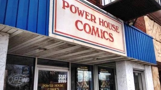 Power House Comics in Appleton will celebrate Free Comic Book Day on Saturday.