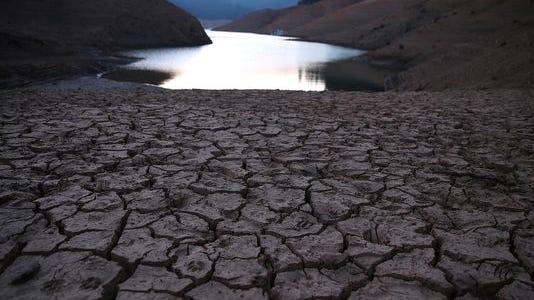 Sequía en California