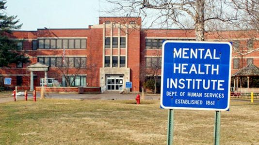 The mental health institute in Mount Pleasant