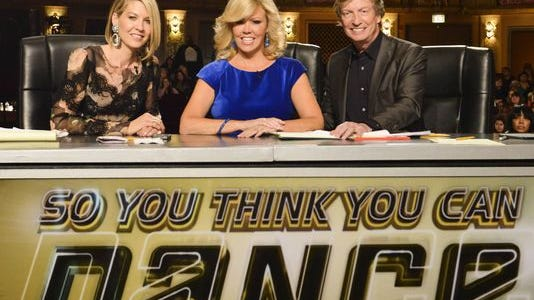 Judges for 'Dance'