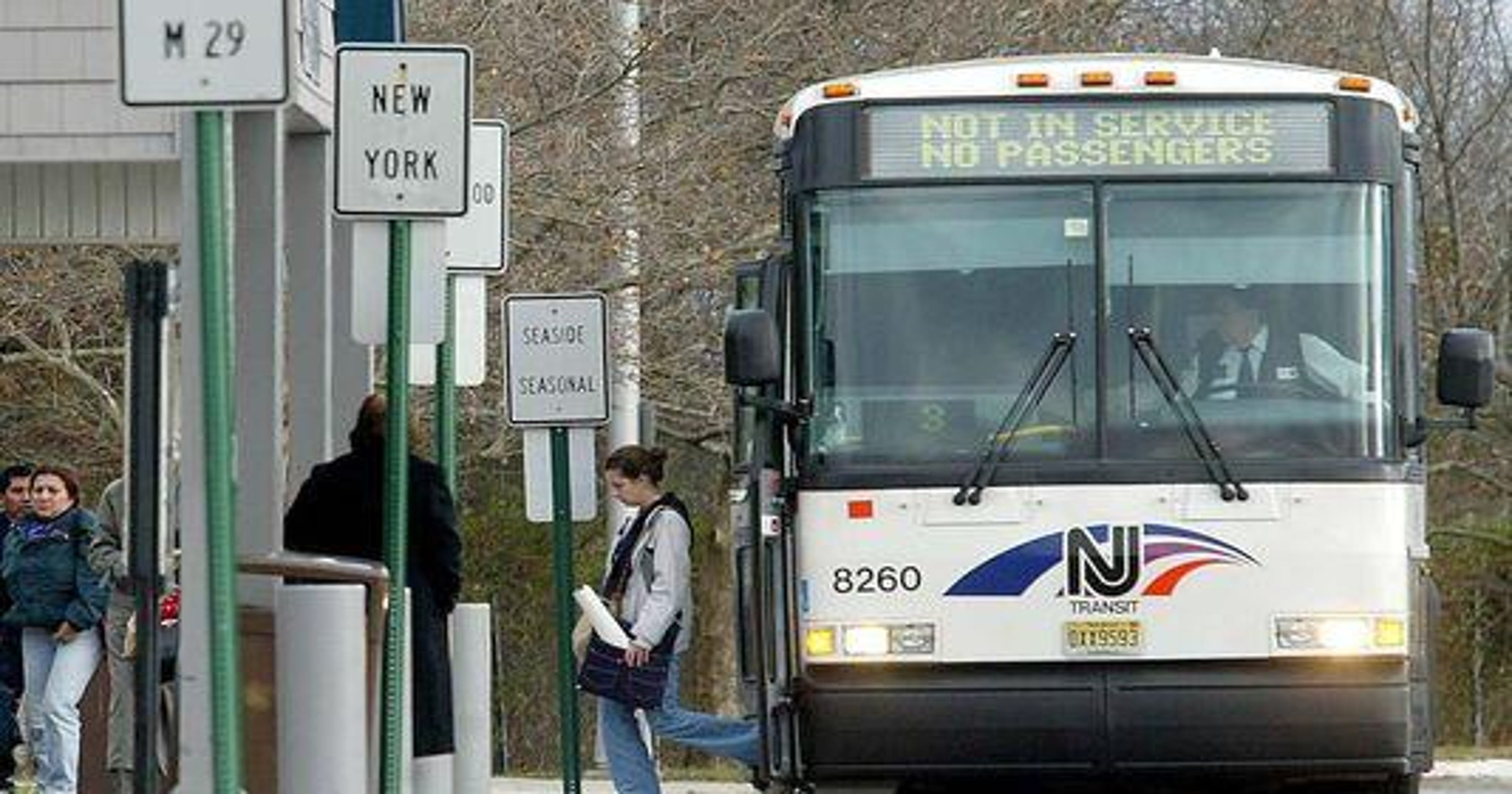 New Nj Transit Bus Routes To Add Brookdale Access