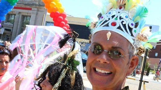The 24th Jersey Pride parade and fest marches across the city of Asbury Park.