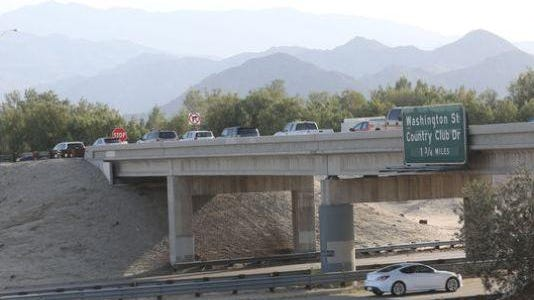 Construction work on the Jefferson Interchange will move from night time to day time after the late-night work led to noise complaints.