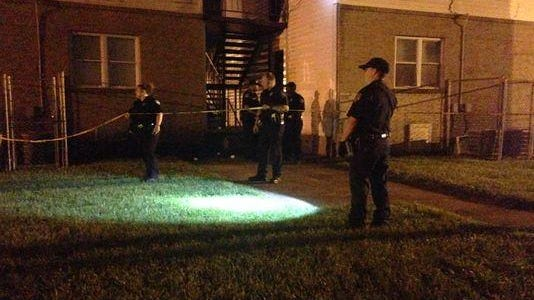 Jackson police said five people were in custody Monday in connection to a shots-fired call Sunday night at 33 Carver Ave.