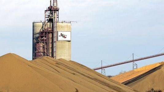 File photo of grain