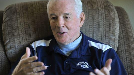 Former Nevada basketball coach Sonny Allen  died Friday in Reno.