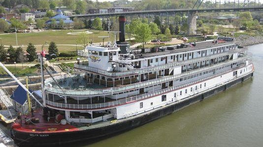 The Delta Queen is undergoing renovations in Louisiana. Lawmakers introduced a bill that could help return the vessel to service.