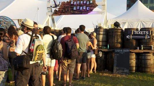 Forecastle Festival to bring back popular Bourbon Lodge