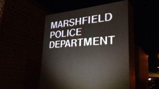 Marshfield police reports.
