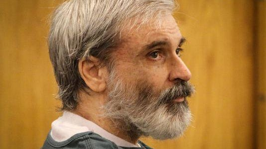 Louis Cataldo is sentenced to 12 years for attempted murder of Nicole Griffin before Judge Francis J. Vernoia in superior court in Freehold.