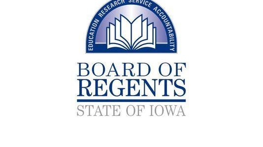 The State of Iowa Board of Regents logo