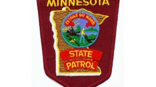 Minnesota State Patrol patch