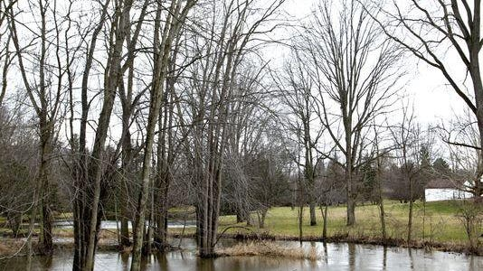 The National Weather Service has issued a flood watch for much of south central and southwest Michigan.
