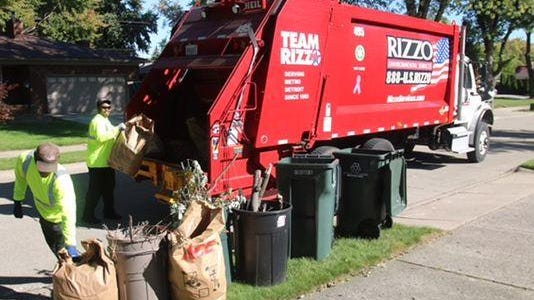 Rizzo Environmental Services is getting good marks as Canton's new trash hauler.