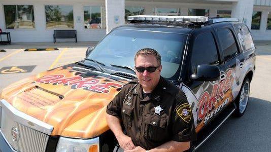 Former deputy and DARE officer Kevin J. Vanden Heuvel
