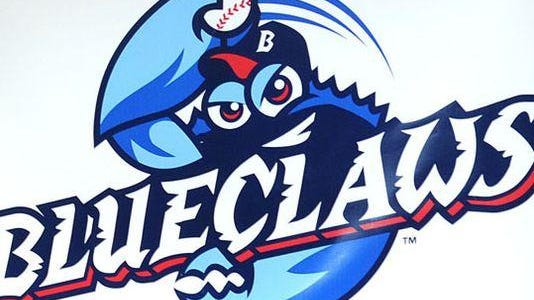Yermin Mercedes drove in two runs while John Means gave up one run in five innings to earn his ninth win as Delmarva topped the BlueClaws 4-2 on Sunday at Perdue Stadium.