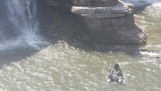 Authorities believe they have recovered the body of man who was reported as falling into the Genesee River.