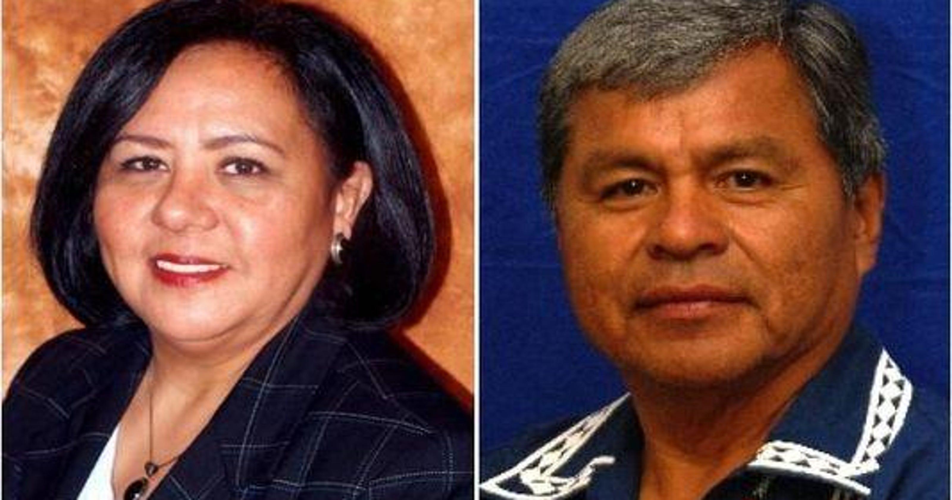 Choctaw chief rivals battle again