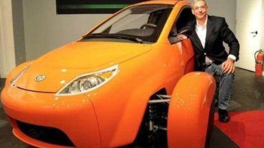 Paul Elio, CEO of Elio Motors