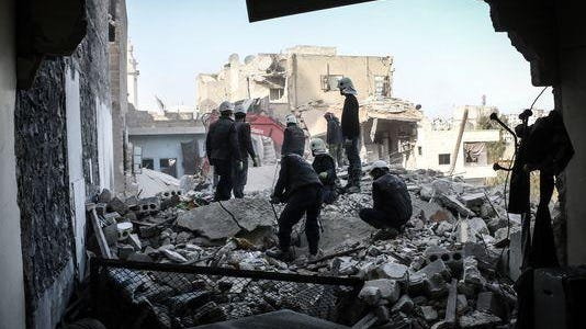 As the destruction and brutality of Syria's civil war have increased, the U.S. is planning to expand training and equipment for opposition forces.