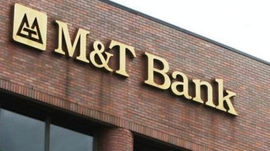 File photo of M&T Bank.