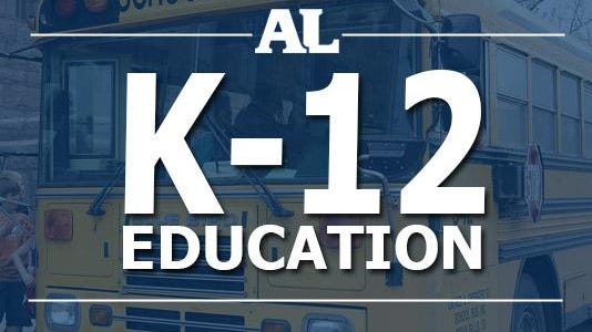 K-12 education tile