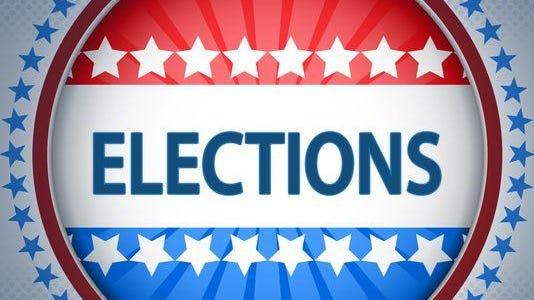 Election badge