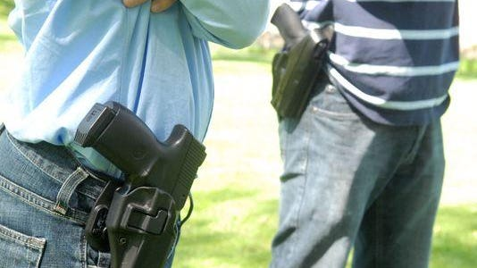 The Plymouth-Canton Board of Education Tuesday passed a resolution opposing legislation that would make it easier to carry guns in places like schools and churches.