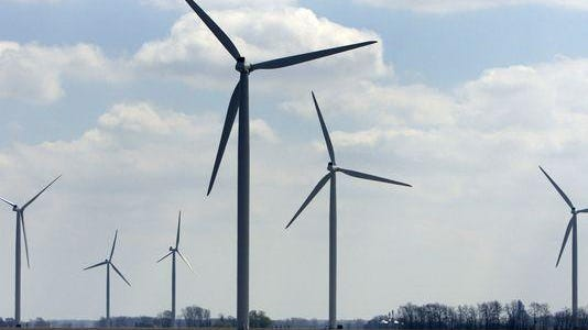 A 68 turbine wind farm may be coming to Sanilac County.