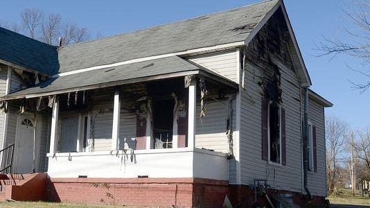 A man died in an early morning fire at this East Chester Street home on Jan. 18.