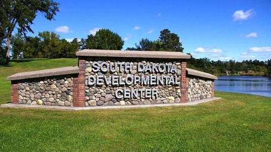 South Dakota Developmental Center in Redfield