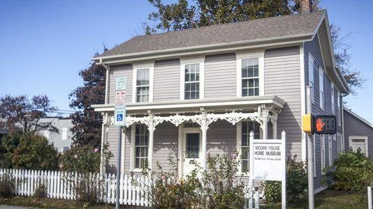 The Delaware County Historical Society maintains the Moore-Youse Home Museum, in addition to other projects.