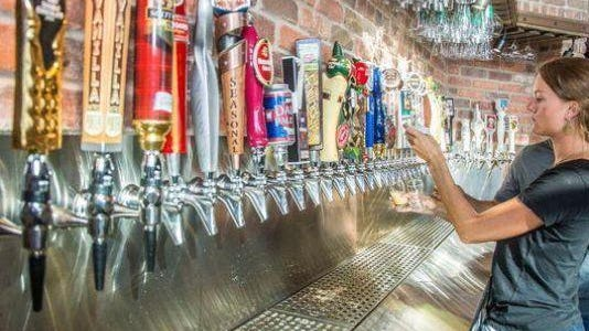World of Beer is expected to open in summer in Canton.