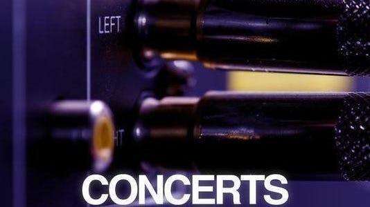 Concerts column by John Benson.