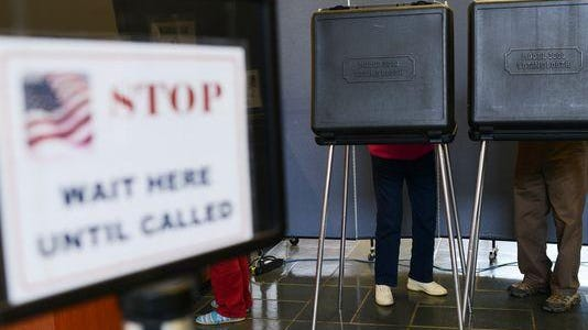 It's Election Day in North Carolina.