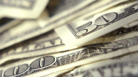 Thousands of dollars in loose bills was discovered March 10 in downtown Birmingham.