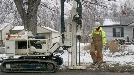 More drilling is expected to take place in the Alden Village subdivision in Livonia after some samples showed elevated levels of vinyl chloride in the groundwater.