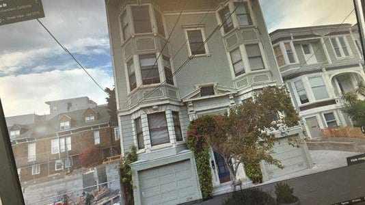 670 Page St. in San Francisco is seen in this image from Google Maps.