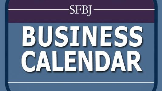 Business calendar tile