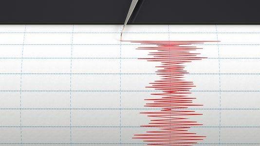 Se reporta sismo de magnitud 3.0 grados cerca de Salinas.