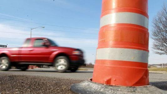 More than $96 million in road and sidewalk construction is planned for Boone County from fiscal year 2016 to fiscal year 2019.