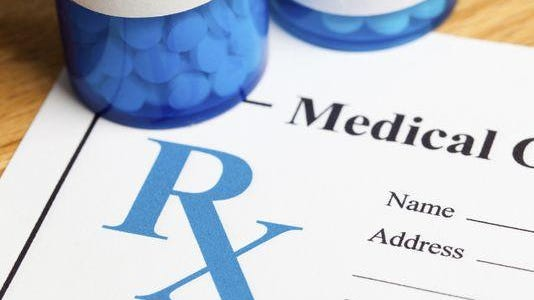 The state's Attorney General's office says a New Brunswick printing company issued unauthorized prescription blanks to non-physicians.