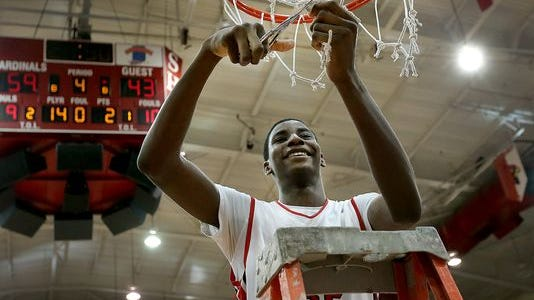 Park Tudor and Jaren Jackson are used to cutting nets down. Will new coach Michael Shelton carry on the tradition?