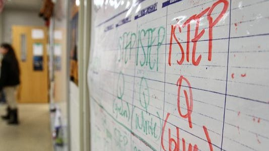 A 23-member committee must forward a recommendation for a new standardized test that will replace ISTEP to state lawmakers by Dec. 1.