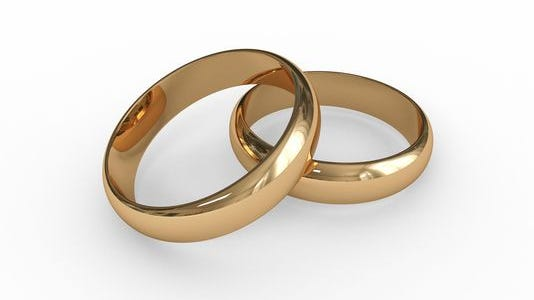 Pair of wedding rings(Photo: Getty Images/iStockphoto)