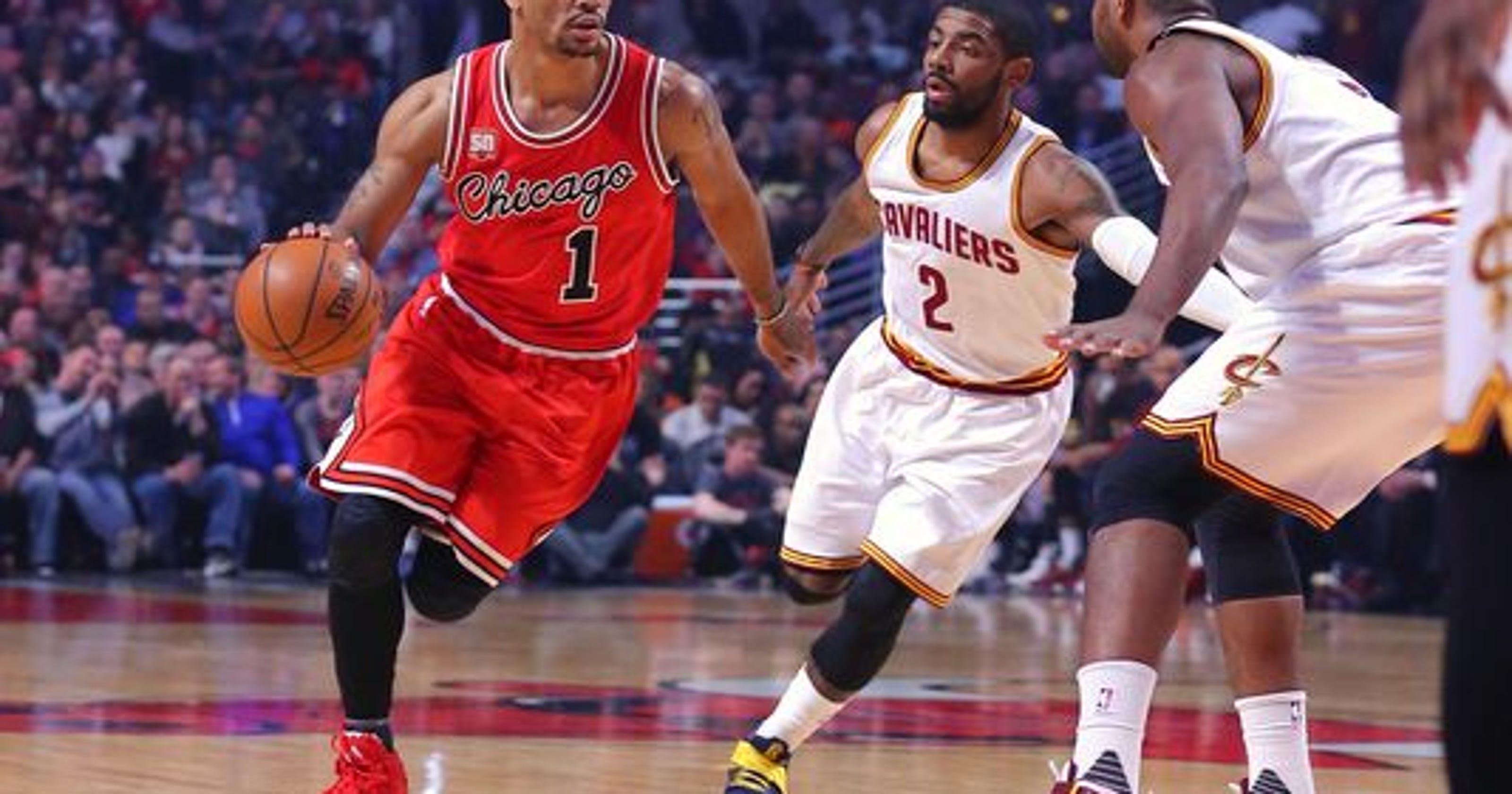Chicago Bulls trade Derrick Rose to the New York Knicks 29f6d5b66